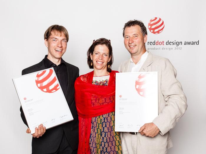 reddot-Preisverleihung-2012